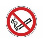 Forbudt: Rygning