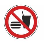 Forbudt: Mad og drikkevare