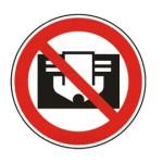 Forbudt: Overdæk ikke