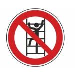 Forbudt: Klatring
