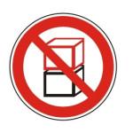 Forbudt: Stabling