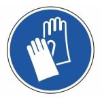 Påbud: Sikkerheds handsker