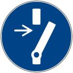 Påbud: Afbryd før vedligeholdelse
