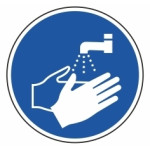 Påbud: Vask hænder