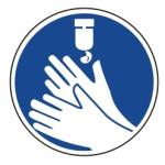 Påbud: Desinficer hænder