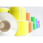 Farvede Labels TT - Kerne 25