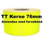 Gule Papir Labels TT 76