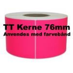 Pink Papir Labels TT 76